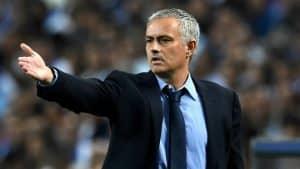 pelatih mourinho